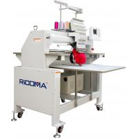 Wholesale Single head industrial embroidery machines , 12 needle computerized embroidery machine from china suppliers
