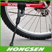 Buy cheap Replaceable bicycle foot cycle parts bike kick stand from wholesalers