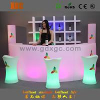 Wholesale restaurant ltable plastic bar counter design With Wireless Remote Control from china suppliers
