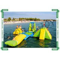 Wholesale Custom Made Inflatable Floating Obstacle Course / Pool Obstacle Course from china suppliers