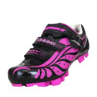 Wholesale Adjustable Girls Ladies Cycle Touring Shoes  , Touring Bike Shoes OEM / ODM Accept from china suppliers
