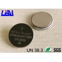 Wholesale Original CR Button Battery 240mAh 3V For Calculator Watch Digital Device from china suppliers
