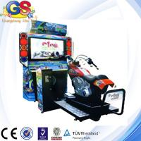 Wholesale 2014 4D motor game machine , motor racing simulator game machine from china suppliers