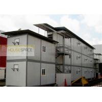 Wholesale Green Fireproofed Prefab Warehouse Buildings Expandable for Workshop from china suppliers