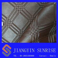 Wholesale High Abrasion Pvc Artificial Leather Abrasion Resistant Fake Leather Material from china suppliers