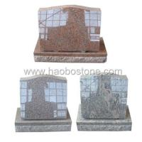Wholesale Granite marble tombstone,monument HBm-6111 from china suppliers