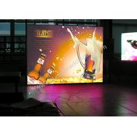 Wholesale High brightness advertising Indoor Fixed LED Display P4 1024 x 1024mm cabinet from china suppliers