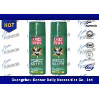 Buy cheap Pest Control 400ml Oil Base Cockroach Killer Spray Aerosol Insecticide Spray from wholesalers