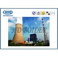 Wholesale 35T/h Professional Steam CFB Boiler Utility Boiler Coal Fired Environmental Friendly from china suppliers