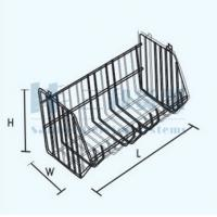 Wholesale Opened Supermarket Products Seperated Wire Metal Display Racks and Units from china suppliers