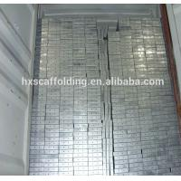 Wholesale Adto 420*45*1800mm Galvanized Scaffolding Metal Planks with Hooks from china suppliers