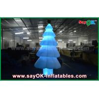 Buy cheap 3m Inflatable Light Decoration LED Lighting Christmas Tree With Nylon Material from wholesalers