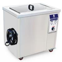 Wholesale automotive oil control valve Benchtop Ultrasonic Cleaner 53L heated power adjustable from china suppliers