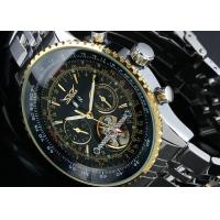 Wholesale Months Jaragar Tourbillon Automatic Watch 20mm Strap Width For Men from china suppliers