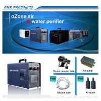 Wholesale choiceable poatable ozone machine home appliance air purifier from china suppliers