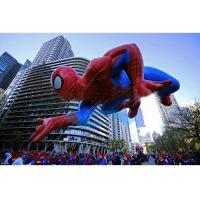 Wholesale Spiderman Flying Giant Advertising Balloons , Event Giant Advertising Inflatables from china suppliers