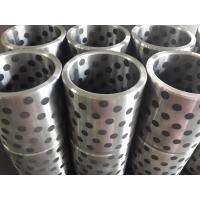 Steel(FC250&HT250&45#) bushing with solid lubricant graphite FGB standard misumi