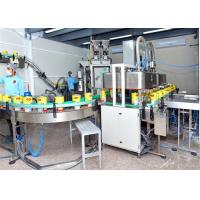 Wholesale Mango Fruit Juice Processing Machines for 500-1000ml Glass Bottled 1000l/h Capacity from china suppliers