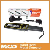 Wholesale MCD -3003B1 School Hand Held Metal Detector Wand, Portable Handheld Security Scanner from china suppliers