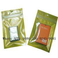 Wholesale Three Side Sealed Anti Static Bag , Moisture Barrier Bags Environment Friendly from china suppliers