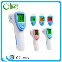 Wholesale 2015 hot promotion non-contact infrared forehead thermometer from china suppliers