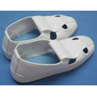 Wholesale PU/PVC/Rubber/Leather/Cloth ESD shoes in cleanroom from china suppliers