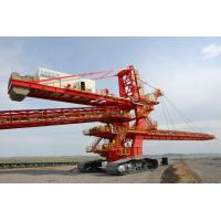 Wholesale Nonstandard Alloy Steel Coal Stacker Reclaimer Machine / Bucket Wheel Reclaimer from china suppliers
