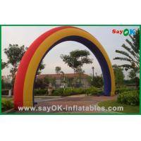 Wholesale Rainbow Inflatable Arch from china suppliers