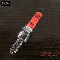Wholesale 125cc Motorcycle Spark Plugs Orange D8TC D8EA X4CC 0241145507 For BMW from china suppliers
