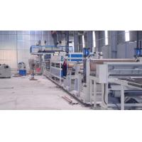 Quality 300kW / h 1Tons -1.2Tons Aluminum Composite Panel Production Line 1200Mm Height for sale