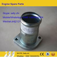 Buy cheap sdlg Connector Water Outlet C3944429 , 4110000081057, DCEC engine  parts for  DCEC  Diesel Dongfeng Engine from wholesalers