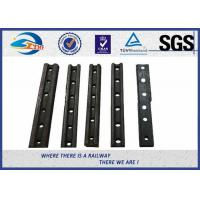 Wholesale 55# Rail Joint Bar For ASCE / Crane , Steel Angle Bar with holes 4 from china suppliers