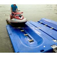 Wholesale Floating Dock Pontoon and Jet Ski Lift Floating Dock from china suppliers
