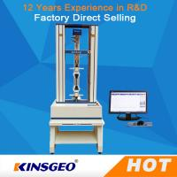 Wholesale 2KN Leather Tensile Shear Leather Testing Equipment With Micro Computer Display from china suppliers