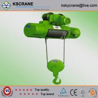 High Working Efficiency Wirerope Electric Hoist Price