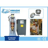 Wholesale Stainless Steel Cookware Capacitor Discharge Welding Machine , Pot Handle / Ear Spot Welder from china suppliers