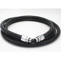 "Quality 3/4"" BSPT 4m / 4.5m Long Fuel Dispensing Hose with One End Fix Coupling CE for sale"