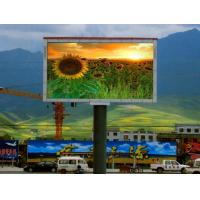Wholesale P10 LED Billboards IP65 / LED Digital Advertising Billboards Full Color With 220V 60HZ from china suppliers