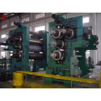 Wholesale Γ Type PLC Control Rubber Calender Machine Four Rollers Ø300 × 900mm from china suppliers