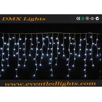 Wholesale White Led Curtain Lights High Brightness For Christmas Decoration from china suppliers