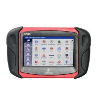 Wholesale CAR FANS C800 Diesel & Gasoline Vehicle Diagnostic Scan Tool for Commercial Vehicle from china suppliers