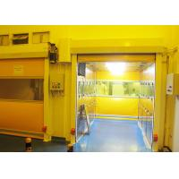 Wholesale 3 Modulars Air Shower Room Tunnel , Large Goods Air Showers For Clean Rooms from china suppliers