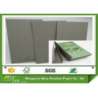 Quality Double Side Gray Paperboard / Grey Board / Grey Chip Board Size 787 * 1092mm for sale