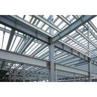 Wholesale High Strength Pre-fabricated Steel Building Structures for High - Raise Building, Stadiums from china suppliers
