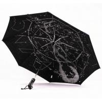 Wholesale Black-Tape-Sunshade-12-constellations-Umbrella-Full-automatic-Folding-Parasol  Black-Tape from china suppliers
