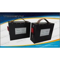 Wholesale Aluminum Alloy Shell EV Lithium Battery 36V 20Ah With Overcharge Protection from china suppliers