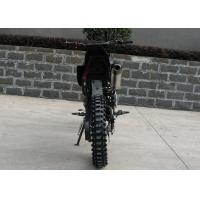 Quality Apollo Style 250cc Dirt Bike Motorcycle Black With Manual Transmission 8L Oil Tank for sale