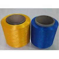 Wholesale 2000D Industrial High Tenacity Polypropylene Yarn Intermingle For Webbing Rope from china suppliers