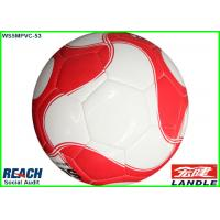 Wholesale Machine 32 Panels TPU Leather Football Soccer Ball Customized Printing Footballs from china suppliers