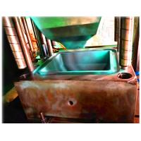 High Precision Injection Molding Mold Making , Automobile Container Injection Mould Maker